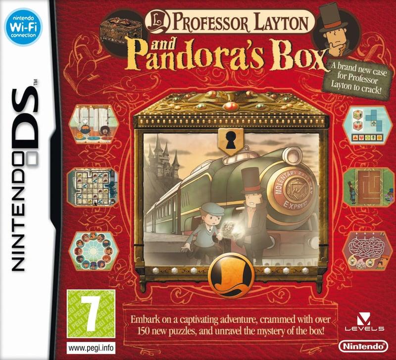 ProfesseurLaytonPandora DS Jaquette002