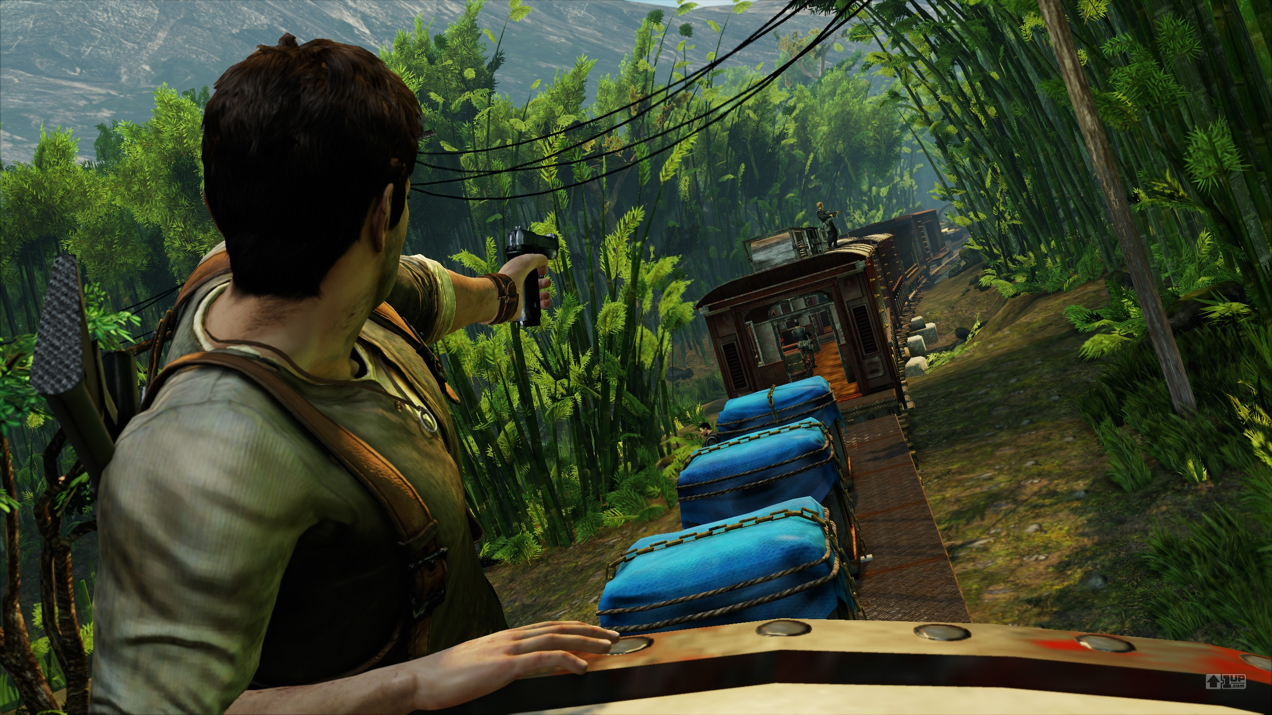 Uncharted2 AmongThieves PS3 Div017