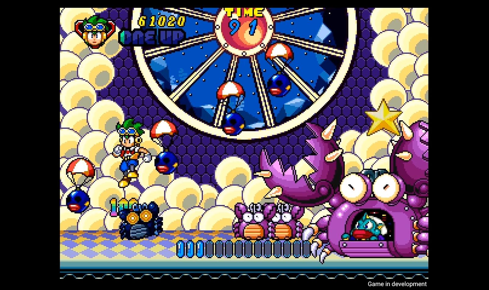 ClockworkAquario Arcade Editeur 004