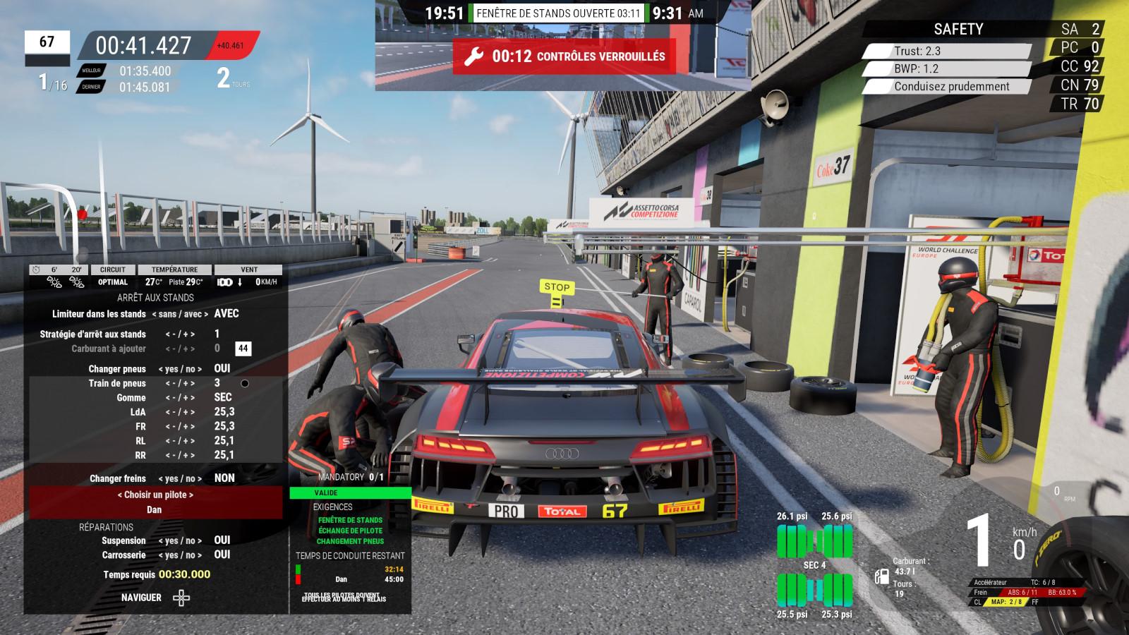 AssettoCorsaCompetizione PS4 Test 007