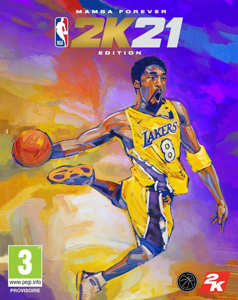 NBA2K21 PS4 Jaquette 001