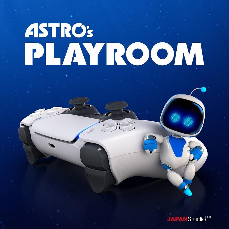 Astro's Playroom