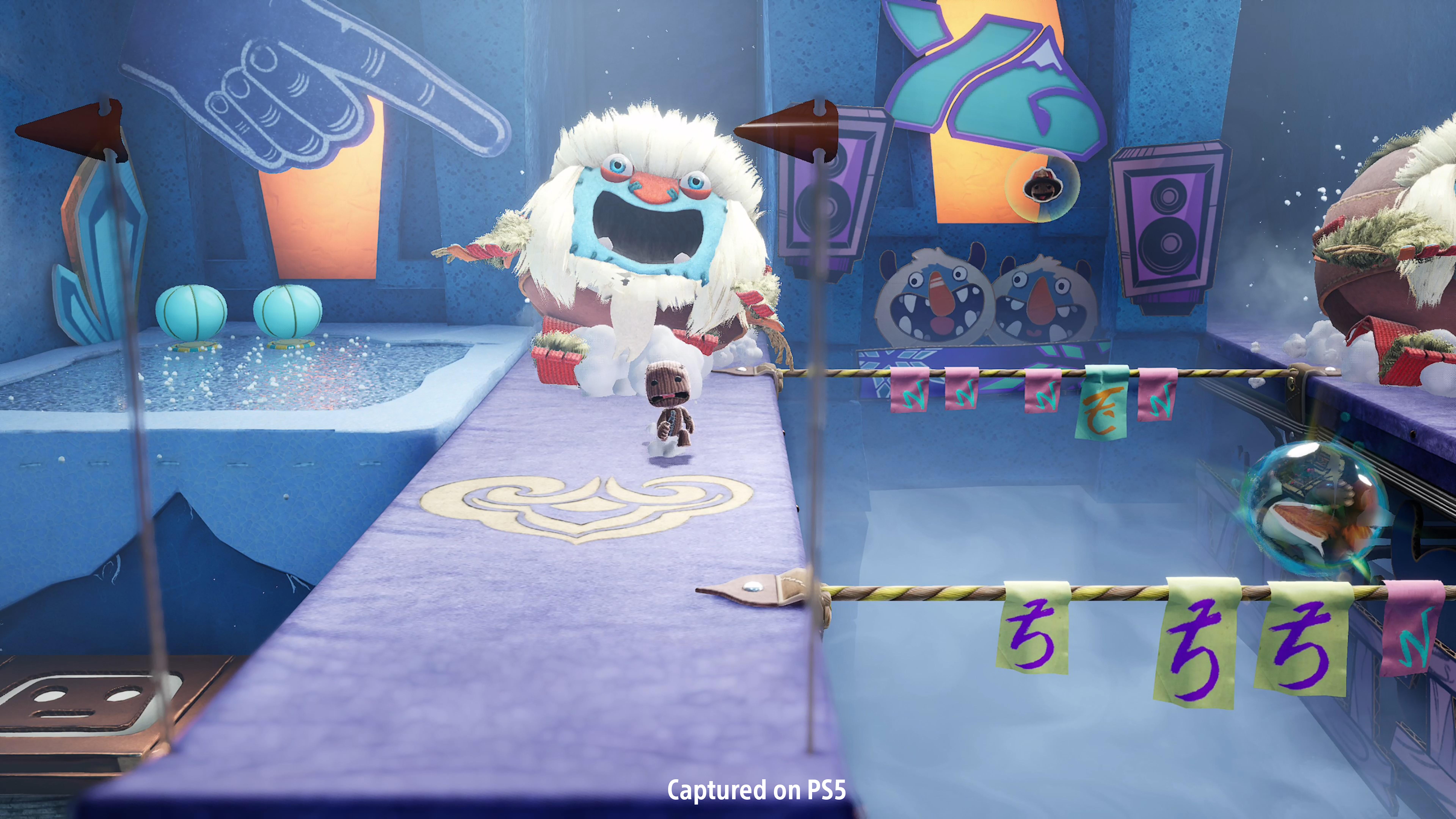 Sackboy-ABigAdventure PS5 Editeur 001