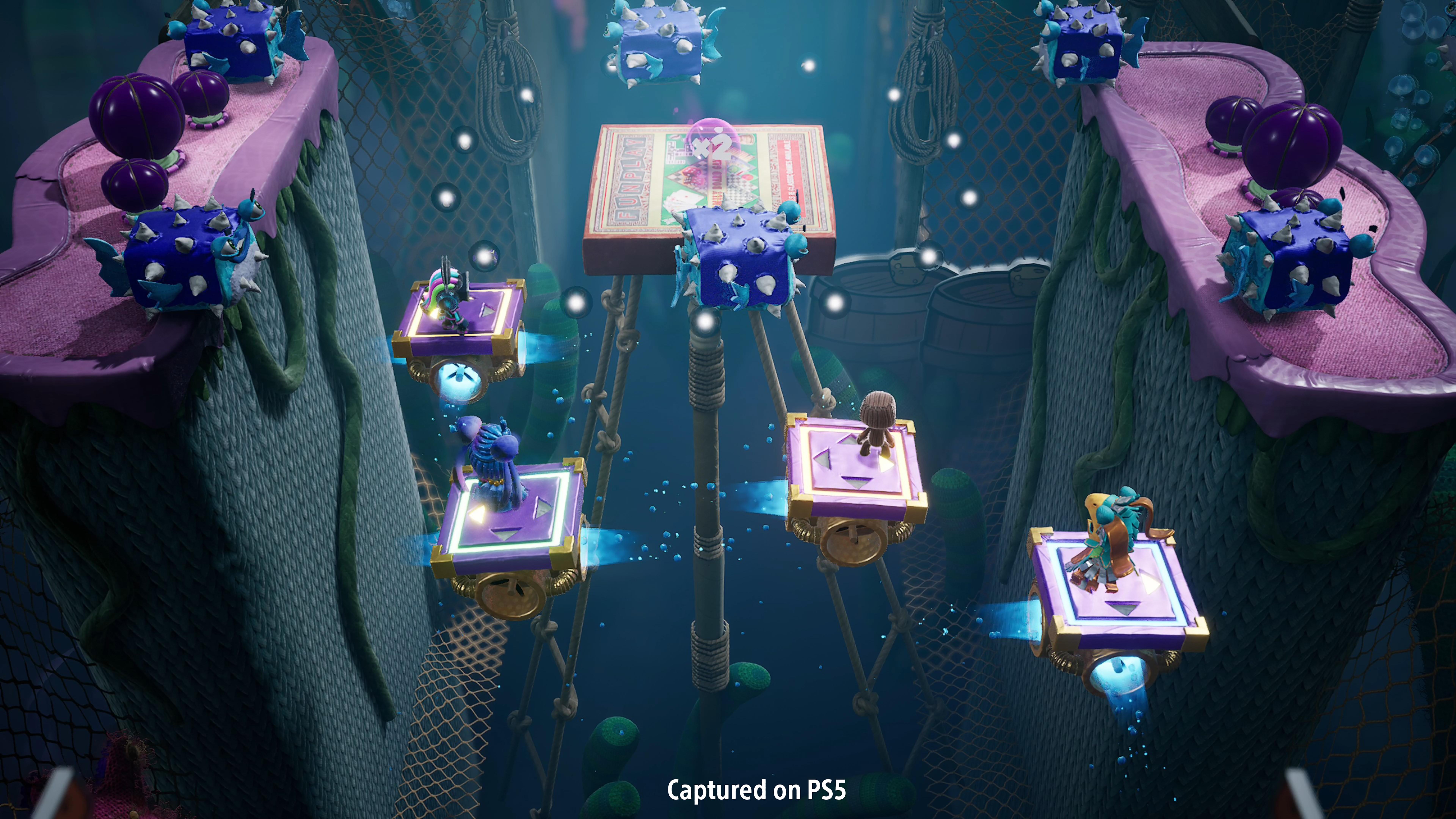 Sackboy-ABigAdventure PS5 Editeur 006