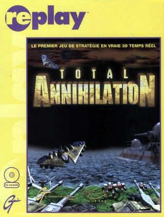 TotalAnnihilation PC Jaquette001