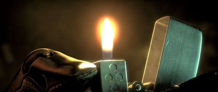 Deus Ex 3 Teasing Zippo