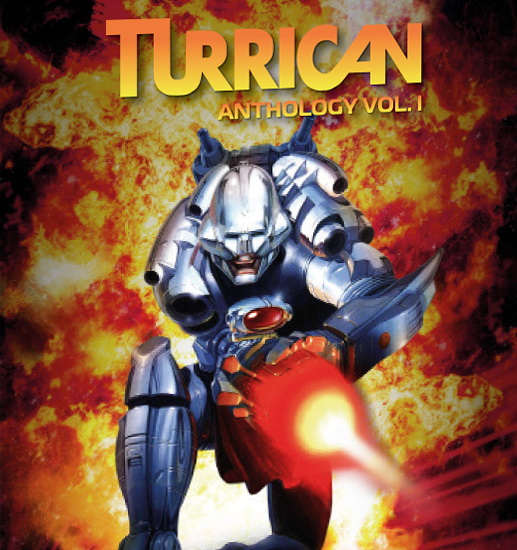 Turrican Anthology Vol. 1