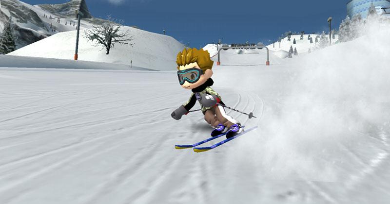 Family Ski Wii ed001