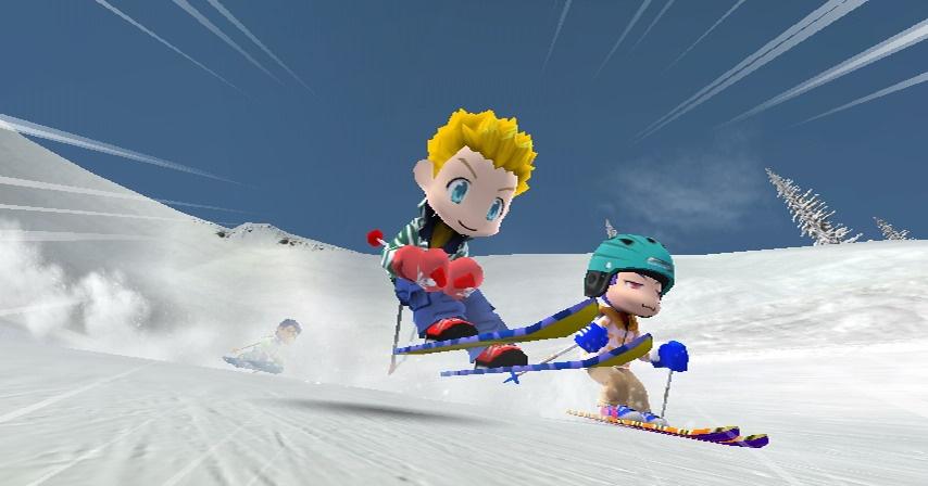 WeSki Wii Ed015