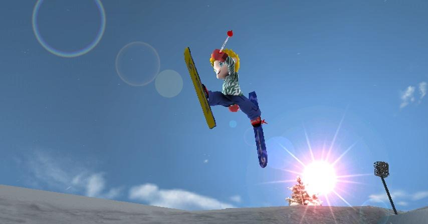 WeSki Wii Ed023