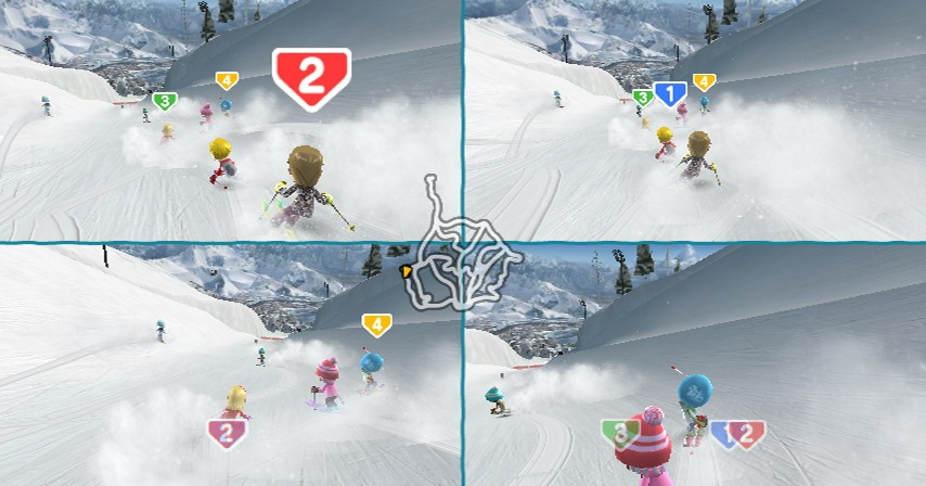WeSki Wii Ed024