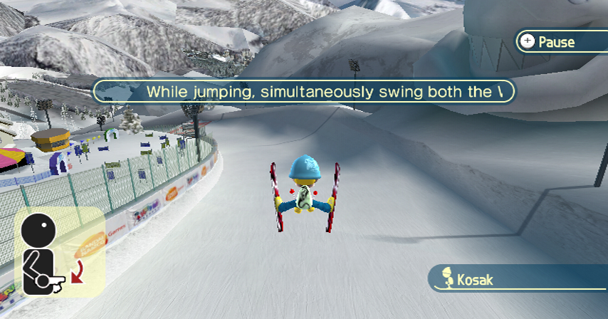 WeSki Wii Ed028