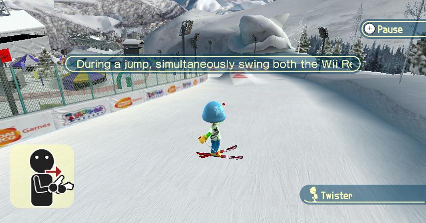 WeSki Wii Ed029