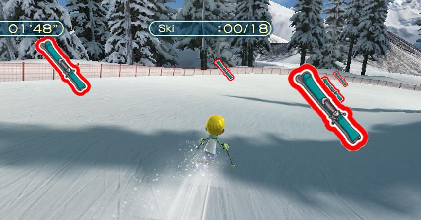 WeSki Wii Ed033