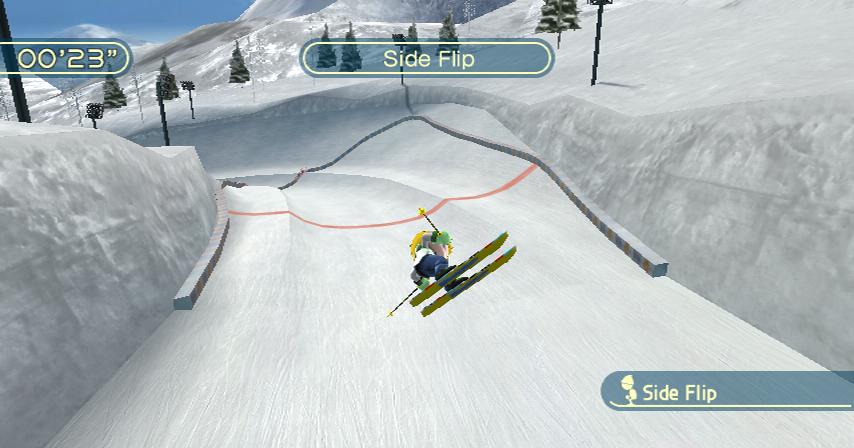 WeSki Wii Ed036