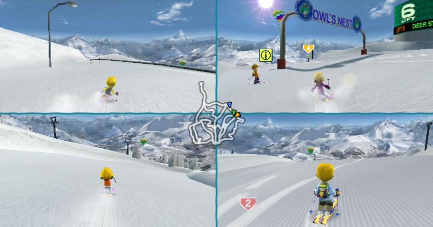 WeSki Wii Ed046