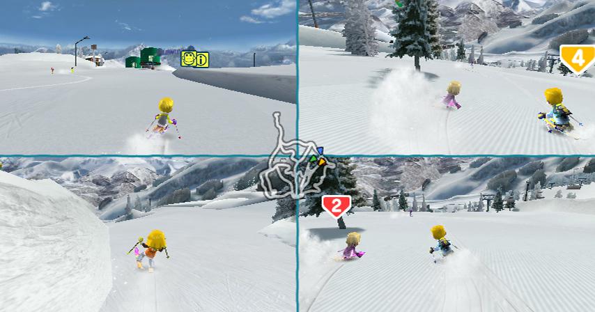 WeSki Wii Ed047