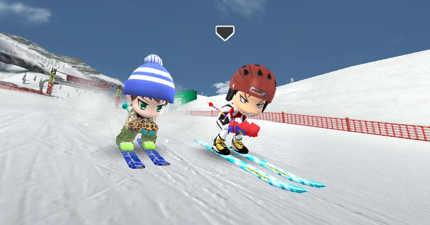 WeSki Wii Ed058