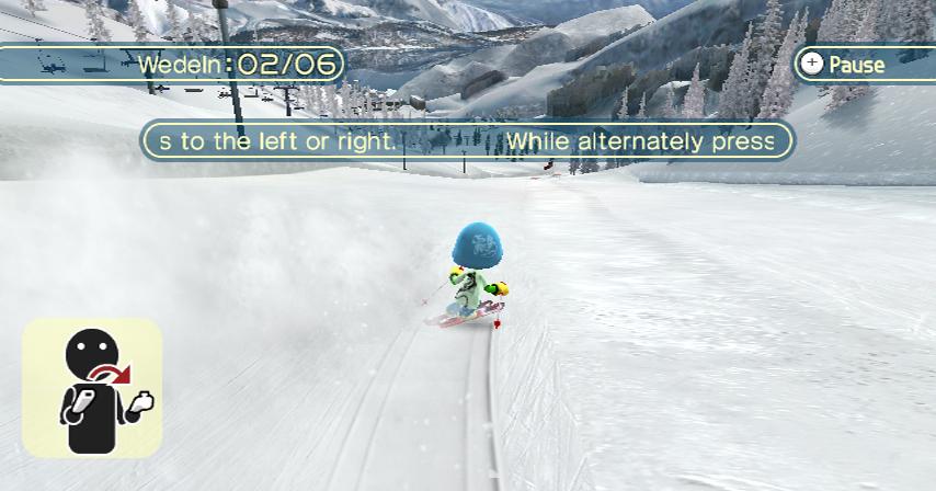 WeSki Wii Ed069