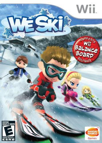 WeSki Wii Jaquette001
