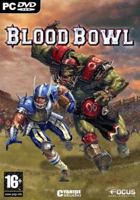Blood Bowl PC Jaquette