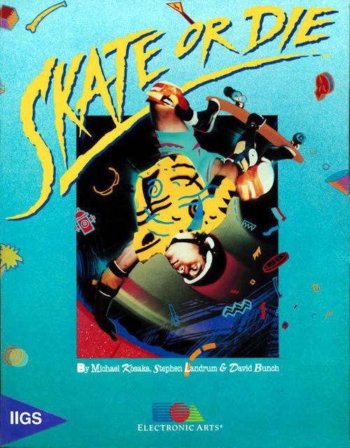 SkateOrDie Jaquette001