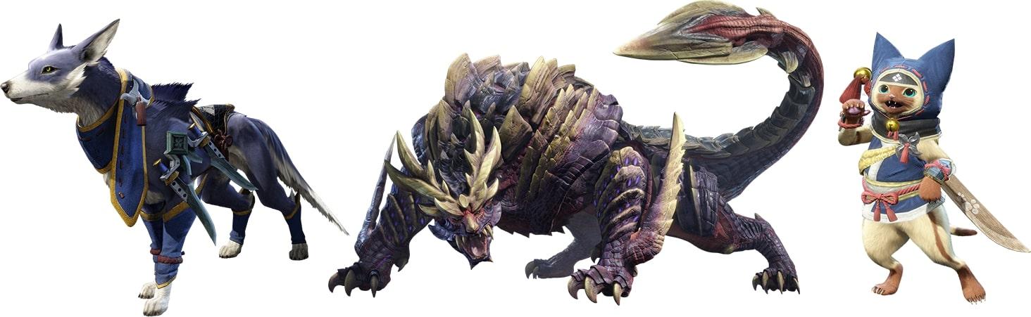 MonsterHunterRise Switch News 001