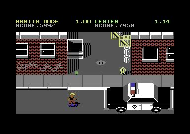SkateOrDie C64 Ed004