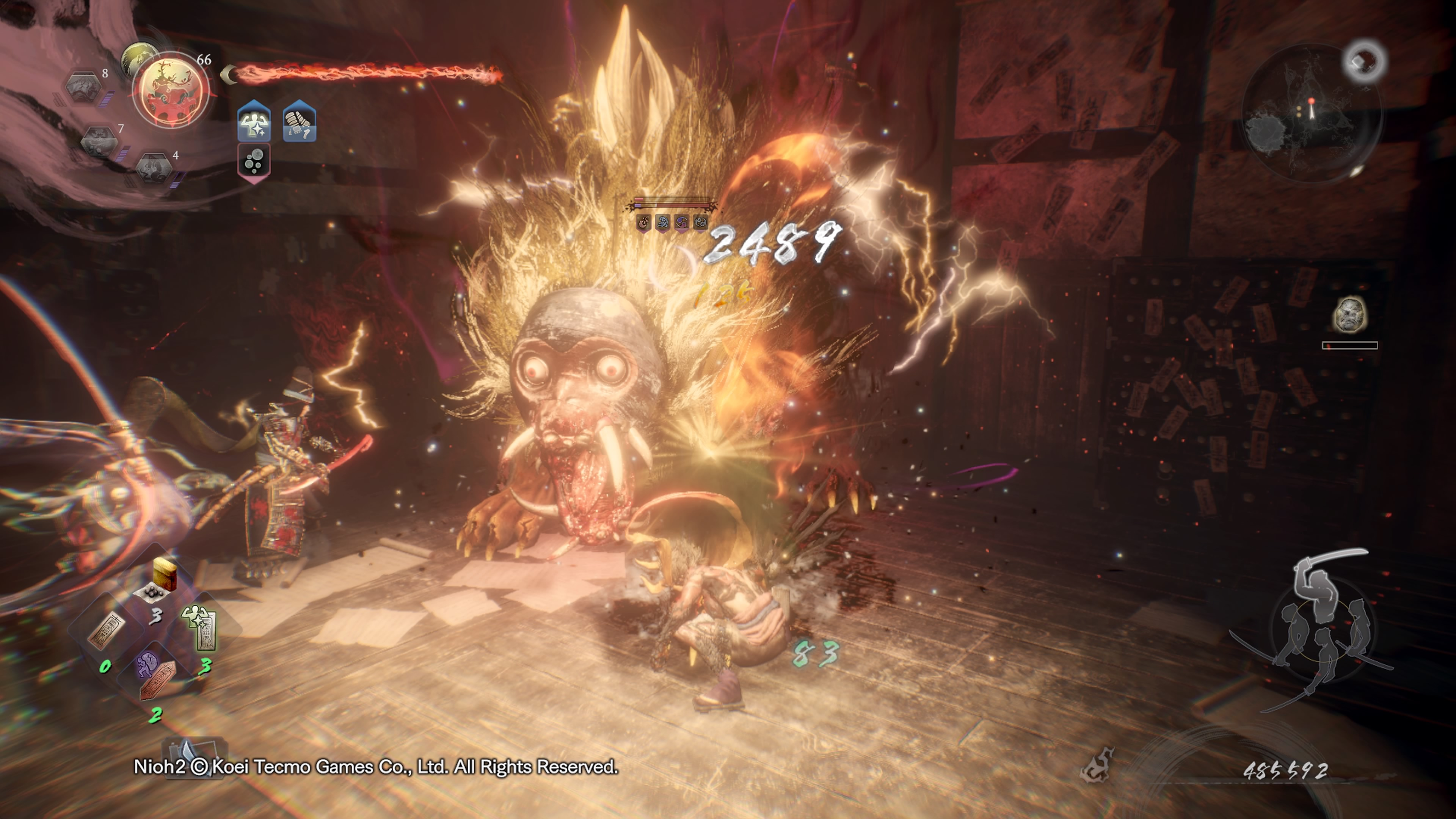 Nioh2TenebresdanslaCapitale PS4 Test 018