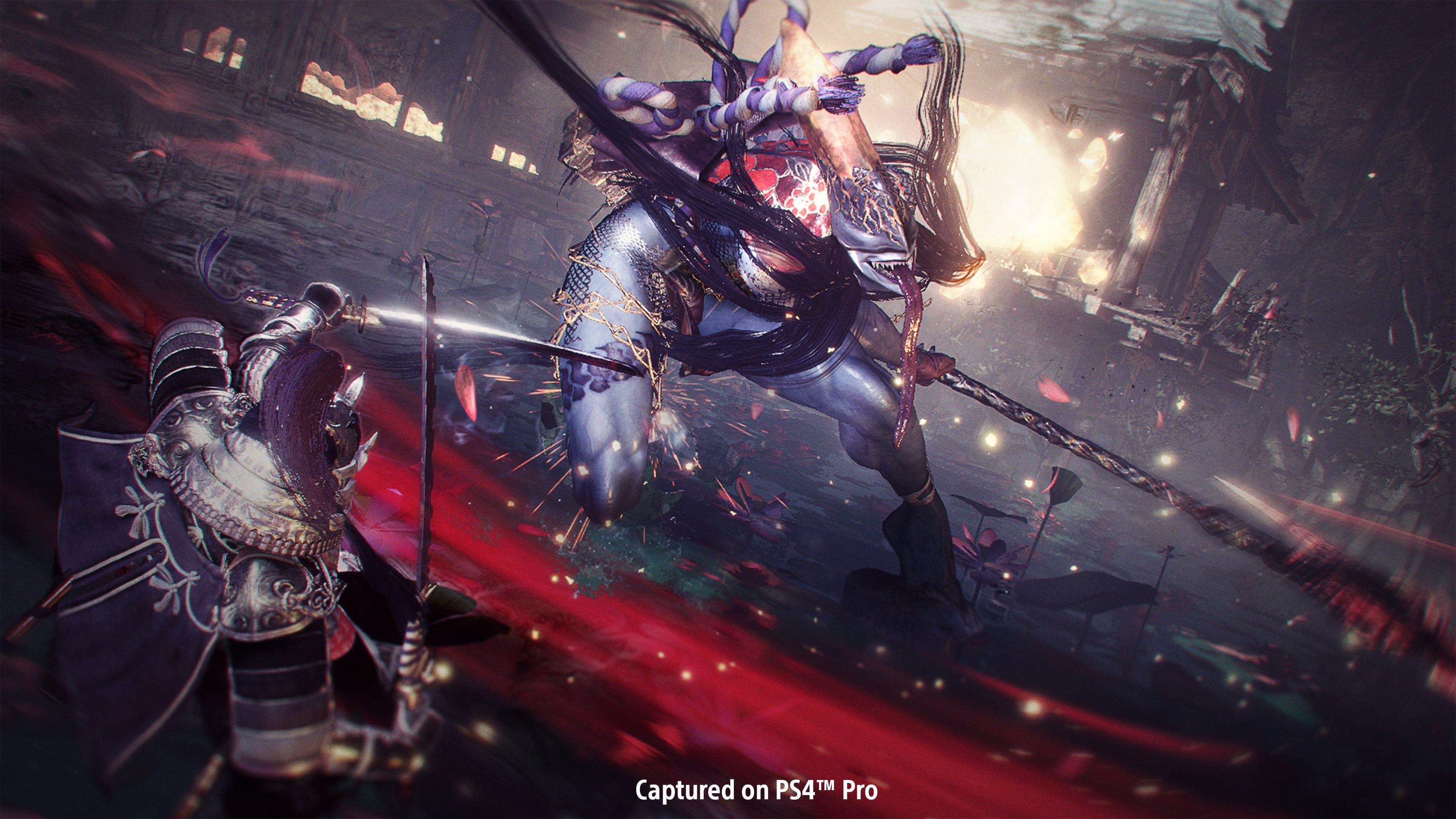 Nioh2LePremierSamourai PS4 Editeur 017