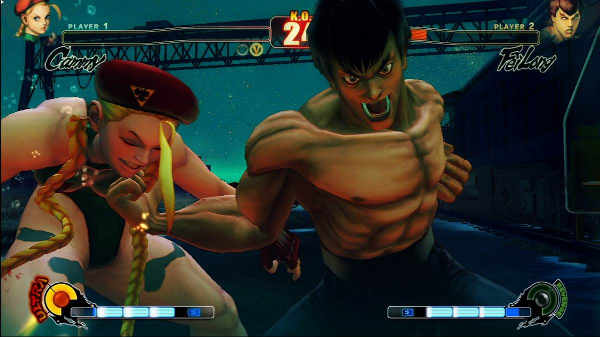 StreetFighter4 Multi Edit 418