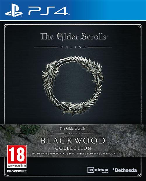 The Elder Scrolls Online : Blackwood
