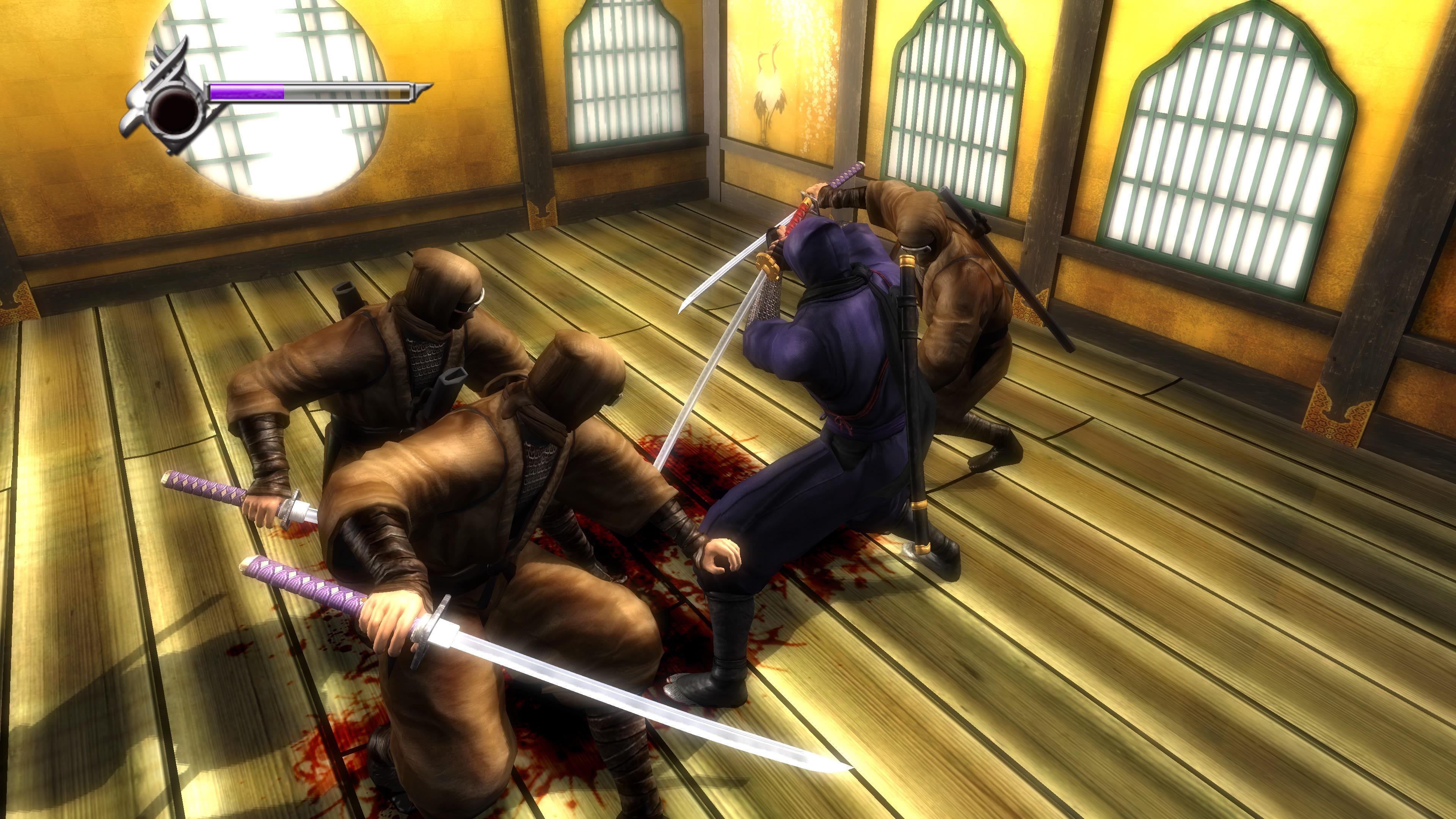 NinjaGaidenMasterCollection PS4 Test 008