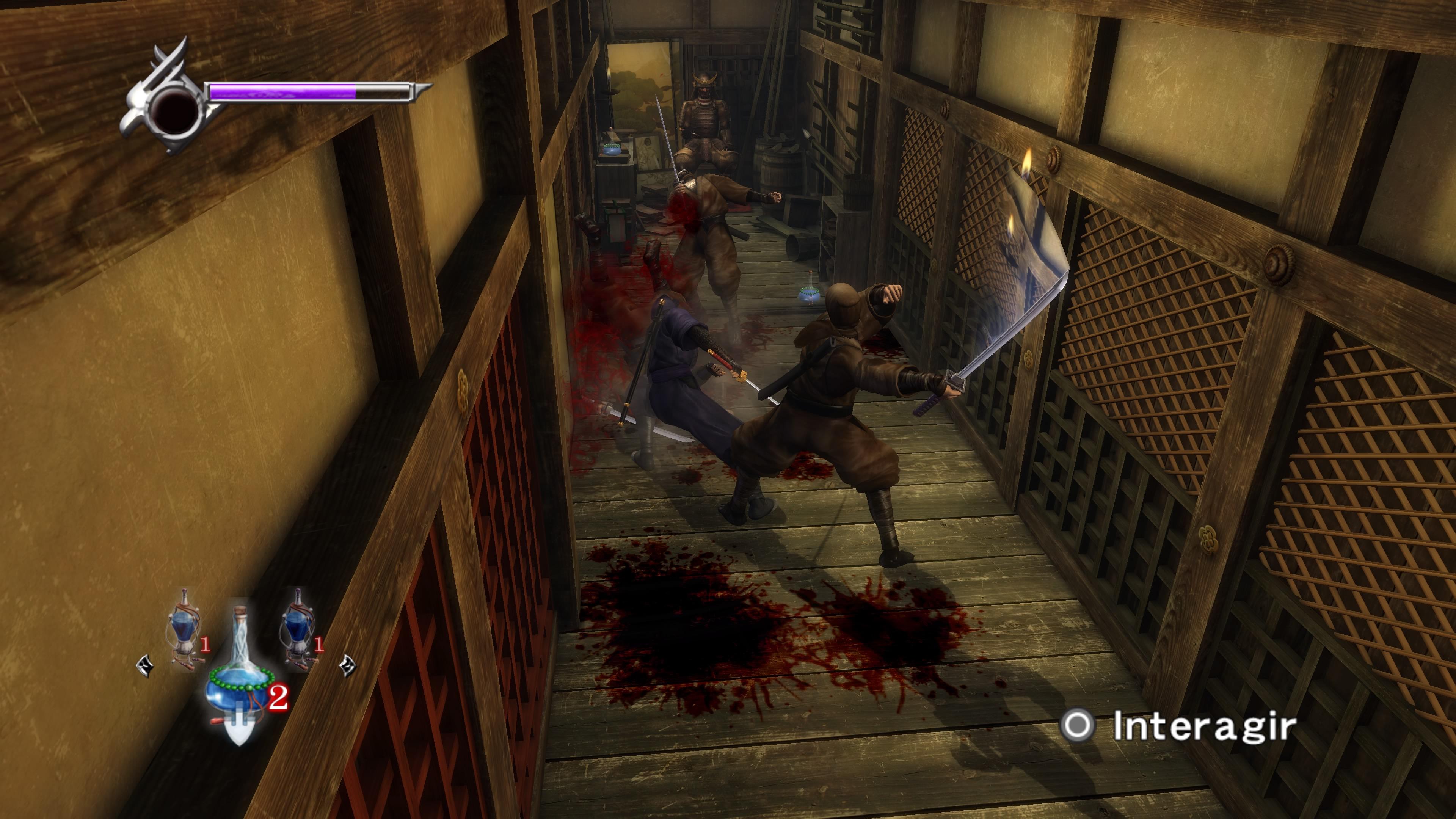 NinjaGaidenMasterCollection PS4 Test 009