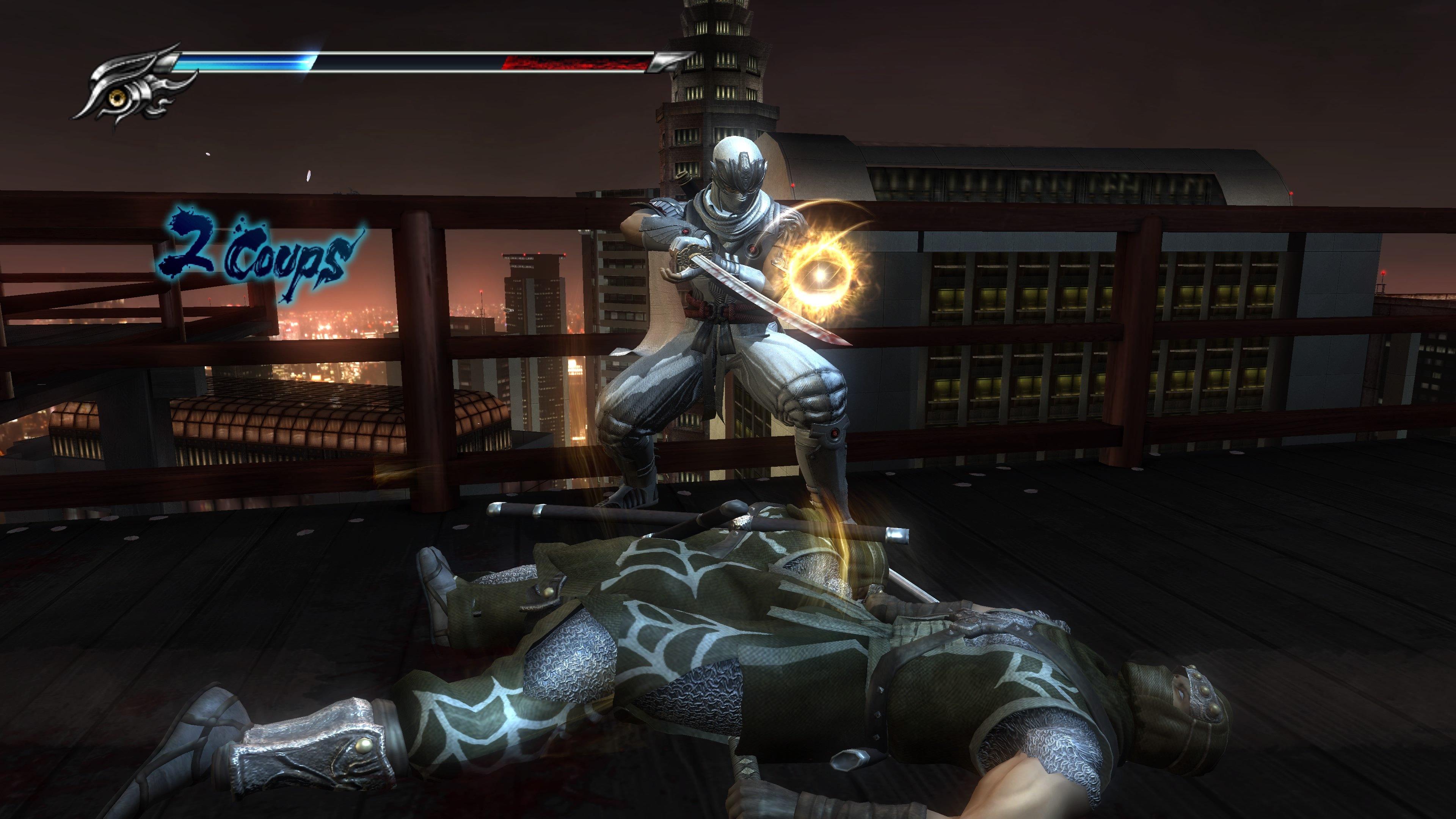 NinjaGaidenMasterCollection PS4 Test 011