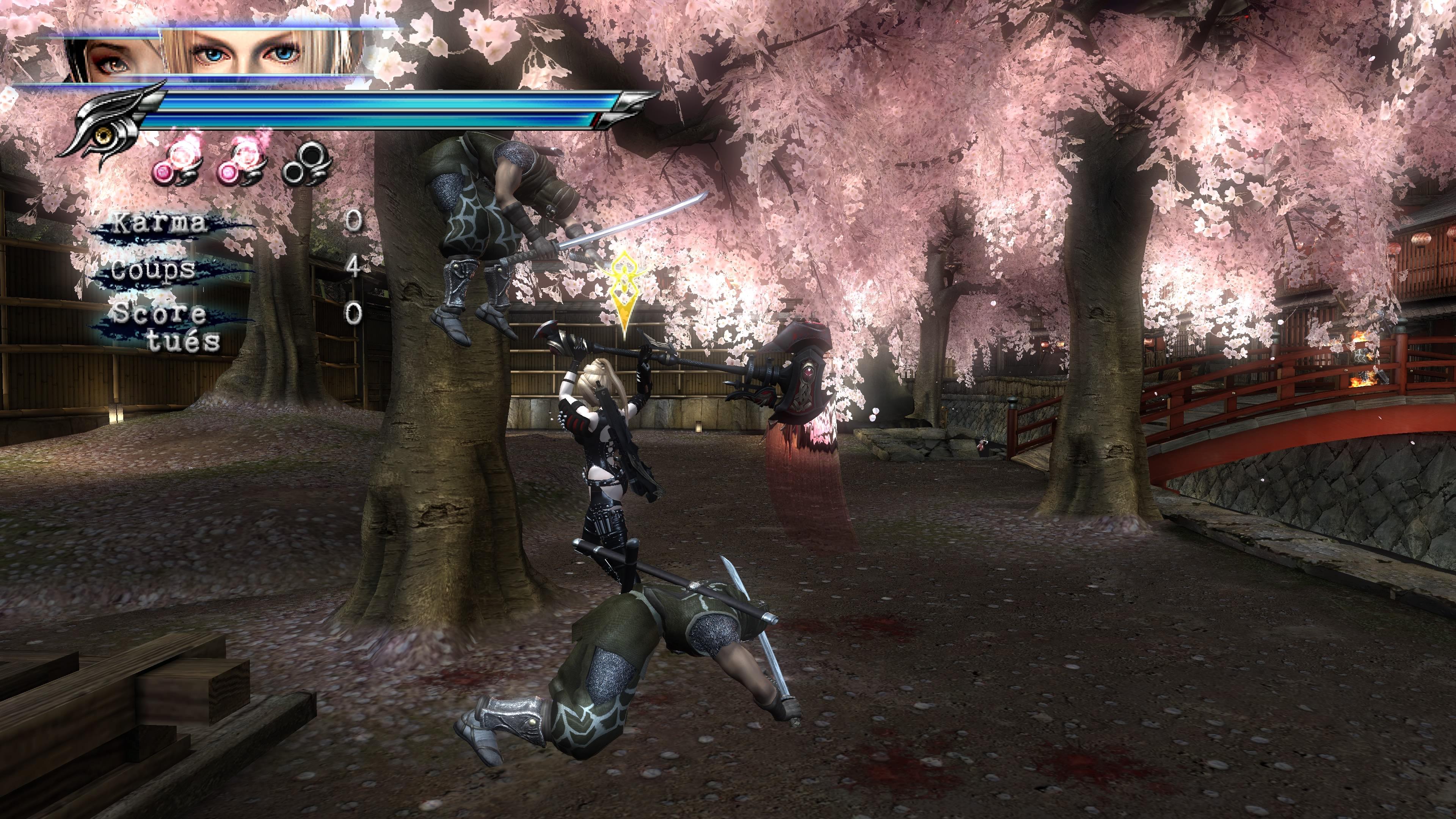 NinjaGaidenMasterCollection PS4 Test 013