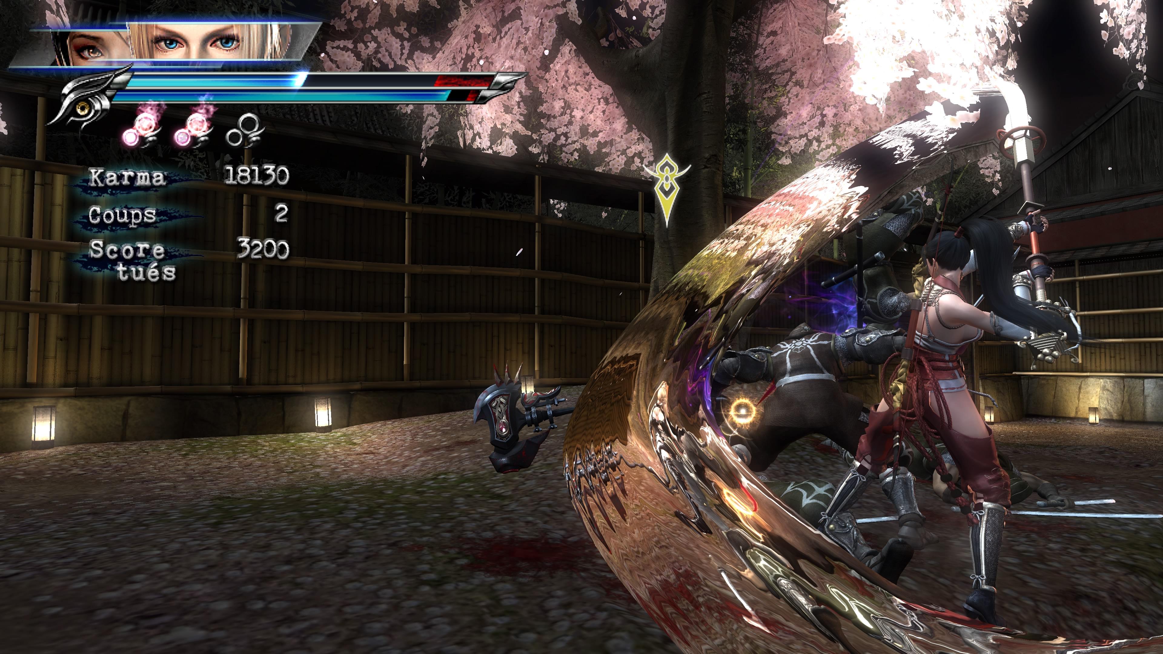 NinjaGaidenMasterCollection PS4 Test 014