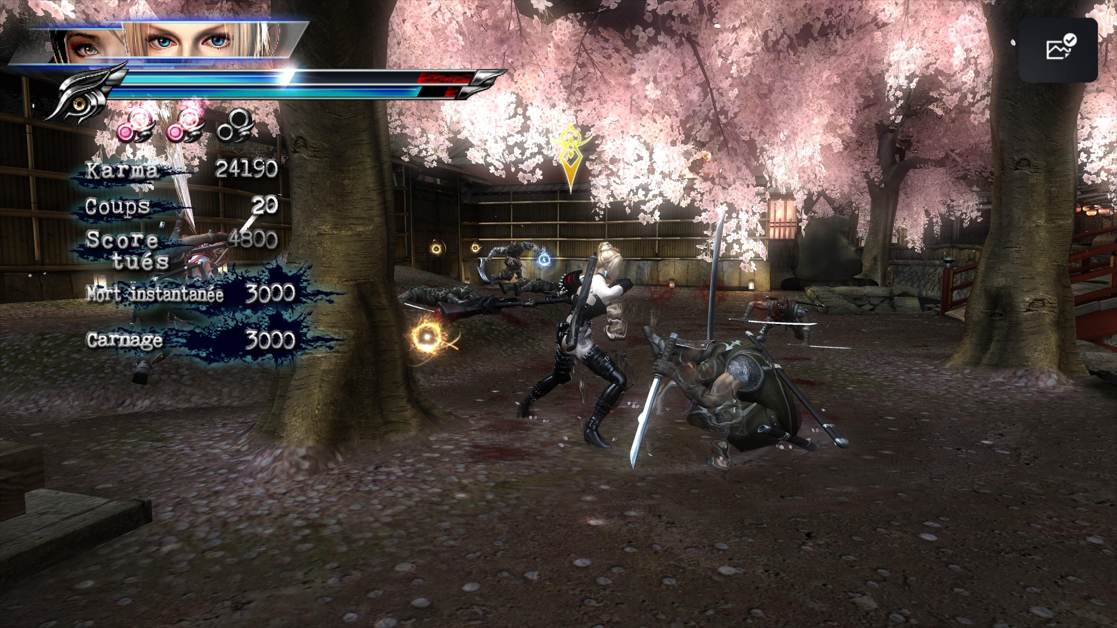 NinjaGaidenMasterCollection PS4 Test 015