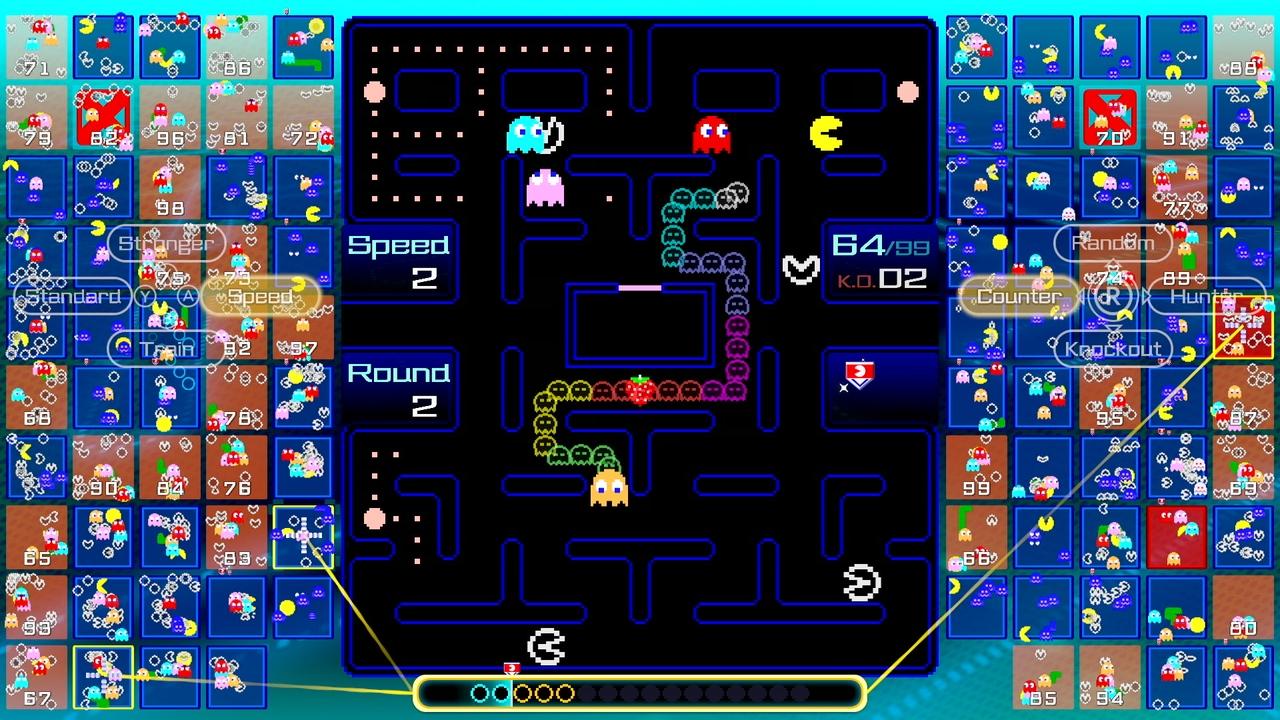Pac-Man99 Switch Editeur 001