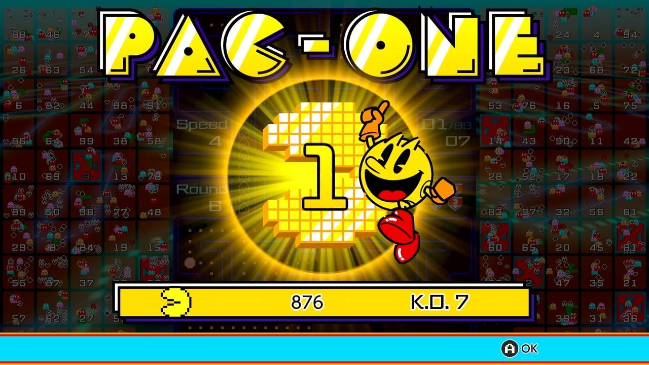 Pac-Man99 Switch Editeur 003