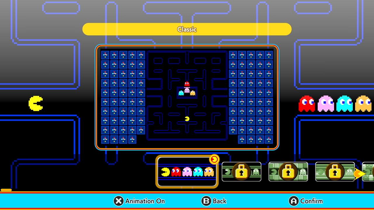 Pac-Man99 Switch Editeur 004