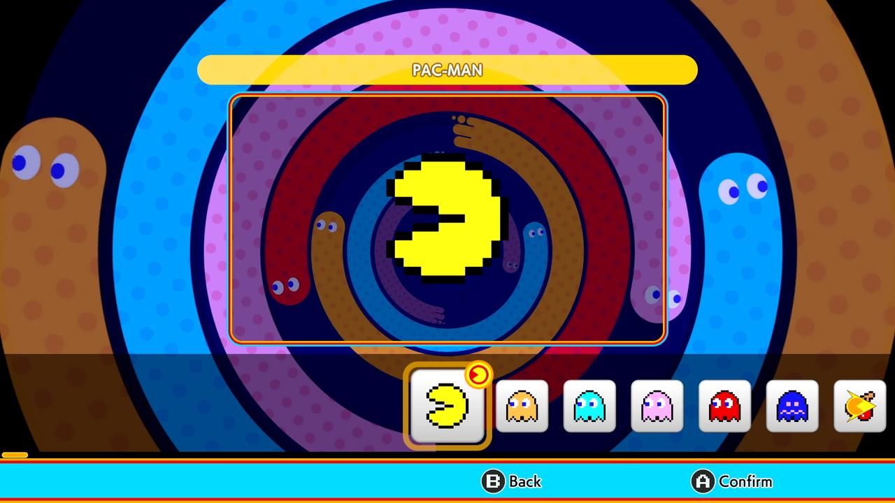 Pac-Man99 Switch Editeur 005