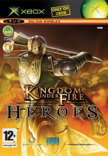 KingdomUnderFire Heroes Xbox Jaquette001
