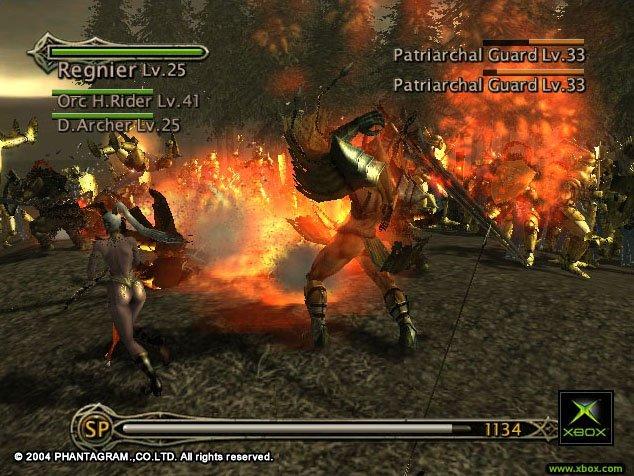 KingdomUnderFire TheCrusaders Xbox Ed001