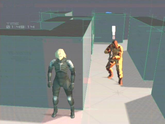 MetalGearSolid2-Substance PS2 Editeur 004