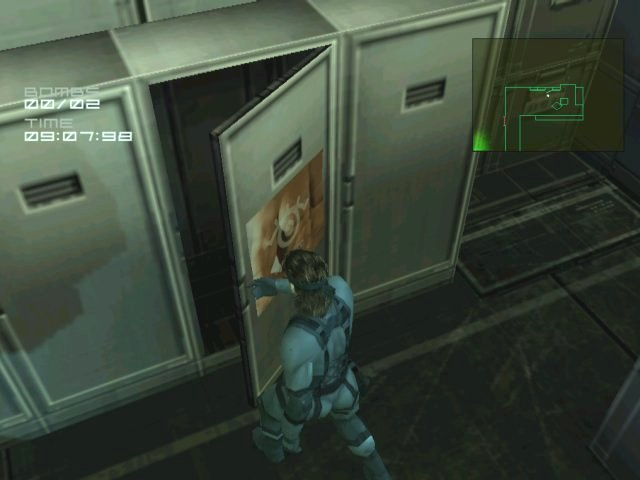 MetalGearSolid2-Substance PC Editeur 003