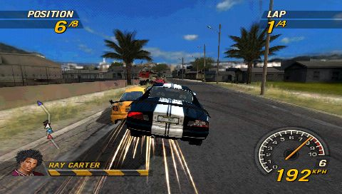 FlatOut HeadOn PSP Edit001