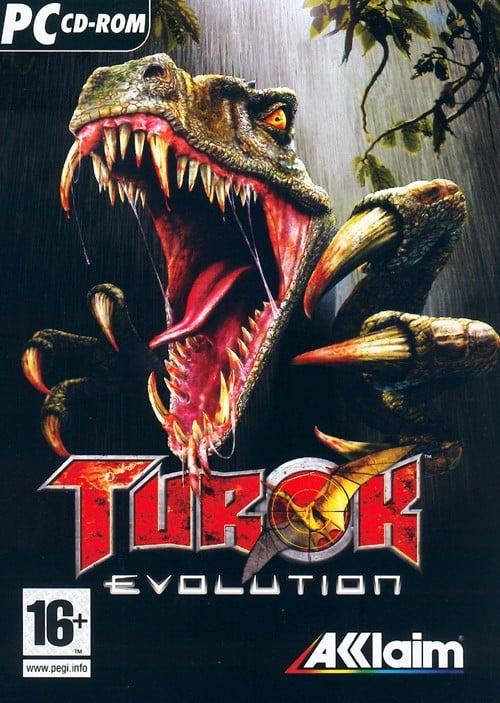 Turok Evolution (XBOX) - Ce n'est pas le tout d'avoir des idées...