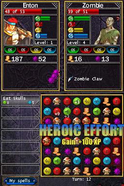 puzzlequest DS editeur 002