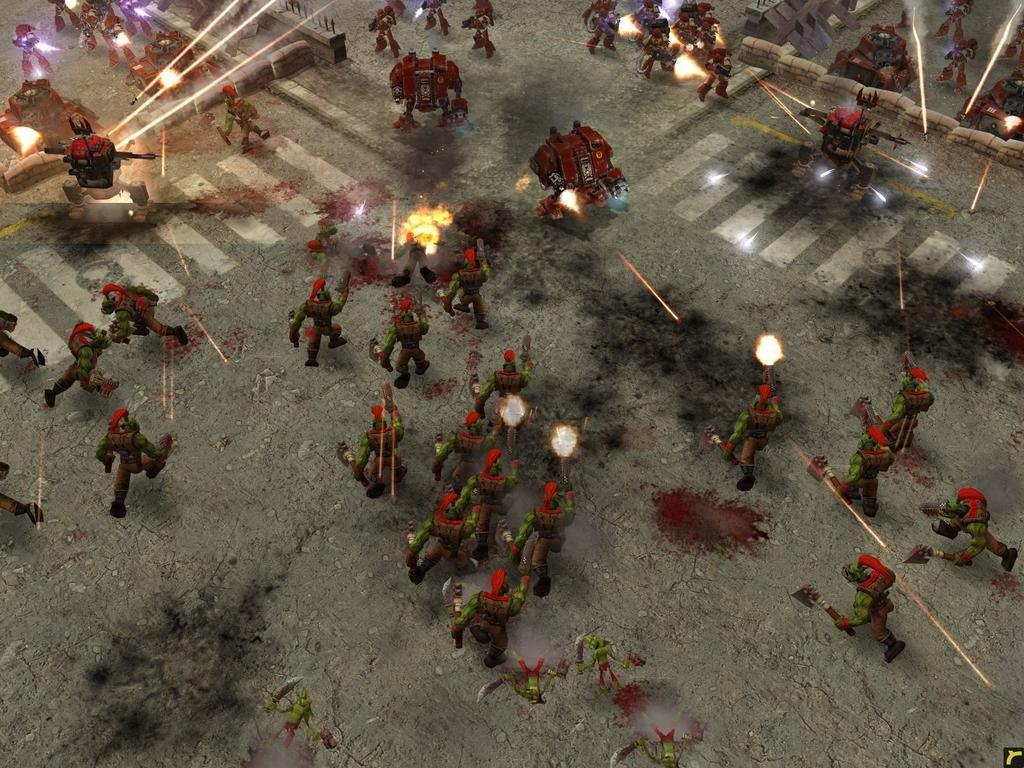 Warhammer40k DawnOfWar PC Ed001